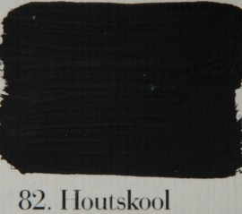 L'Authentique krijtverf - nr. 82 - Houtskool