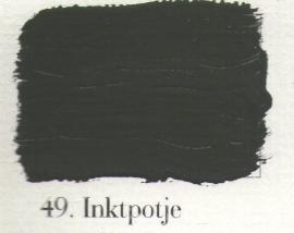 L'Authentique krijtverf - nr. 49 - Inktpotje