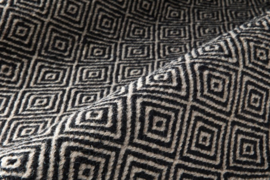 Vloerkleed  604-001-104 Charcoal - Loook