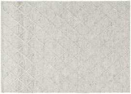 Vloerkleed  606-001-103 Middle Grey - Loook
