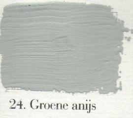 L'Authentique krijtverf - nr. 24 - Groene Anijs