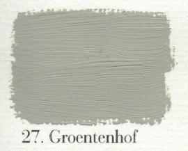 L'Authentique krijtverf - nr. 27 - Groentenhof