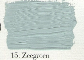 L'Authentique kalkverf - nr. 15 - Zeegroen