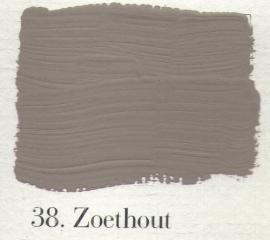 L'Authentique krijtverf - nr. 38 - Zoethout