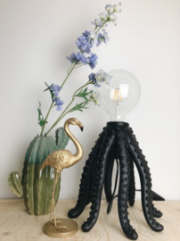 Housevitamin octopus lamp black
