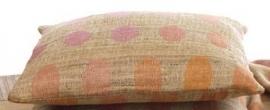 kussenhoes  polka  pink - ML Fabrics