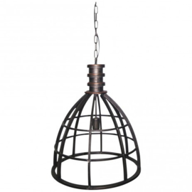 Denver grey Iron open hanging lamp - PTMD