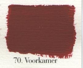 L'Authentique krijtverf - nr. 70 - Voorkamer