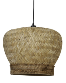 Light & Living hanglamp Mikki rotan naturel
