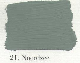 L'Authentique krijtverf - nr. 21 - Noordzee