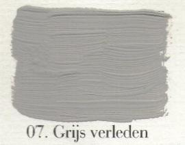 L'Authentique krijtverf - nr. 07 - Grijs verleden