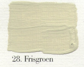 L'Authentique krijtverf - nr. 28 - Frisgroen
