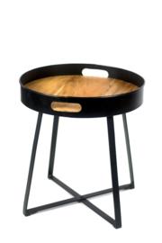 Art Sensation Lounge Tray zwart