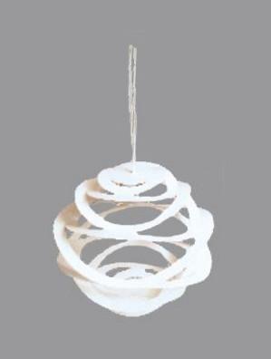 Xmas4u Swirl - hanger - set 6 - Tindra
