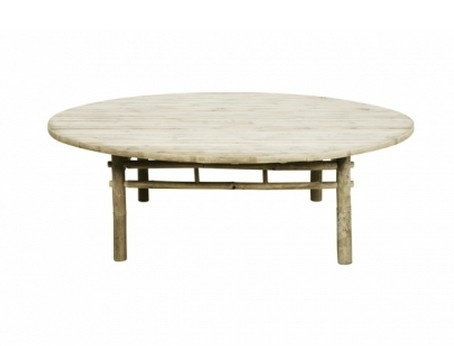 Tine K Home Bamboe tafel rond