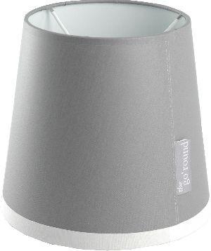 Lampenkap - donker grijs - L - The Go'round