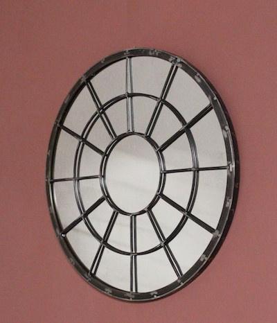 Art Sensation Industriële Spiegel 60 cm