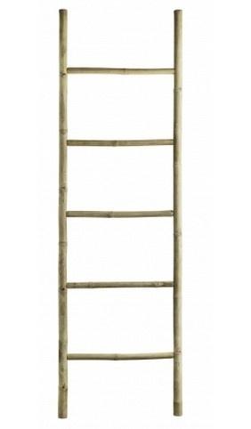 Tine K home - bamboe ladder