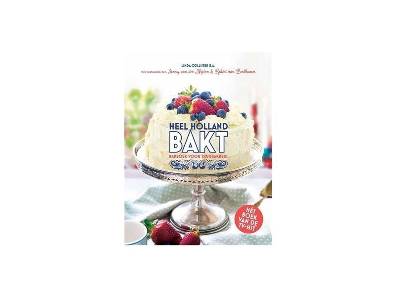 Kookboek - HEEL HOLLAND BAKT