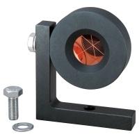 Monitoring mini prisma  Ø 25,4 mm met L-vormige montage beugel