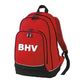 Rugtas BHV Rood - Met Inhoud Ploegleider BHV