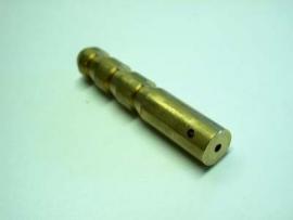Zettingsboutjes 50 mm rond 9 mm Kops gaatje