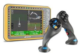 Topcon X-53X  3D  GPS syteem ( prijs op aanvraag )