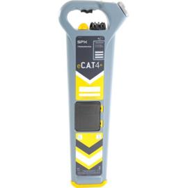 Radiodetection eC.A.T4+ kabeldetector met diepte indicatie