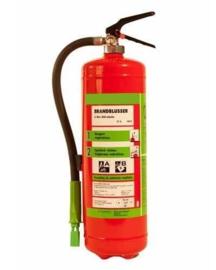 Brandblusser Schuim - 6 Liter Eco