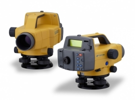 Topcon DL-500 serie Digitale Waterpasinstrument