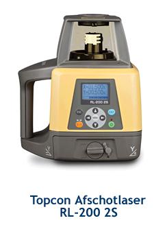 Topcon Afschotlaser RL-200 2S