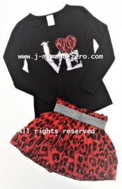 ZM5323/5325 set  RED  (7pcs)