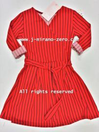 FRart577 jurk rood (6pcs)