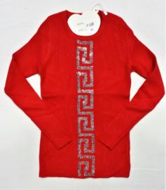 FRHS2908 trui rood (6pcs)