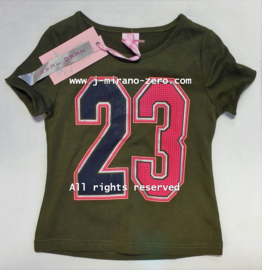 ZM3902 shirt army green (7pcs)