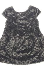 FR3633 bontjurkje zwart (5pcs) nog enkele pakketten