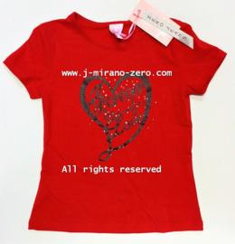 ZM5130 shirt rood (7pcs) nog maar enkele pakketten