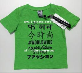 ZM3672 shirt LIME  (10pcs)