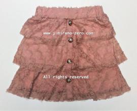 FRYY023-1 rok roze (6pcs)