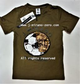 ZM5140 shirt armygreen (6pcs)  nog enkele pakketten
