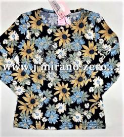 ZM3909 blauw shirt  (7pcs)