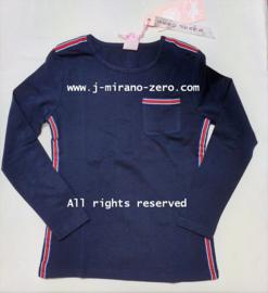 ZM5038 shirt navy (7pcs))nog enkele pakketten