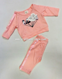 ZMB78 roze jogging set (5pcs).