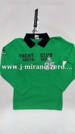 ZM3948 polo green  (7pcs)
