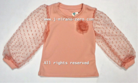 FR203050 blouse roze (6pcs)