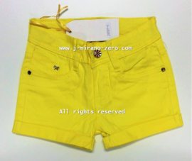 FRMM227-1 short geel (7pcs)