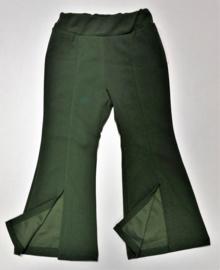 FRart33367-1 flaredpants ARMYGREEN  (6pcs)