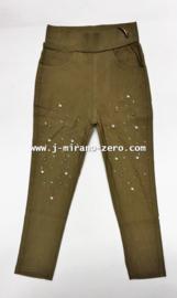FR1080 pareltregging armygreen (6pcs)