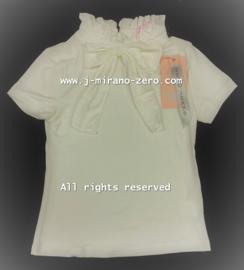 ZM5282-2 shirt OFF WHITE (7pcs)