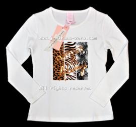 ZM 5279 shirt WHITE  (7pcs)